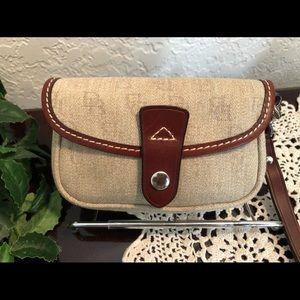 Dooney and Bourke wristlet/wallet